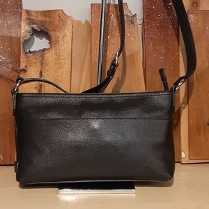 Black COLE HAAN Crossbody Bag